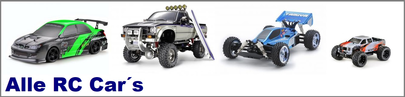 Alle RC Car´s