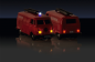Mobile Preview: 1:87 VW T1 Kastenwag. Feuerwehr 2.4G RTR