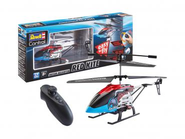 "Revell Motion Helicopter ""RED KITE)"