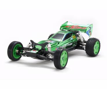 CARSON 1:10 RC NeoFighter Buggy Green Met.Pl.