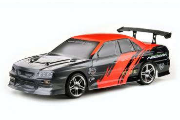 "1:10 EP Touring Car ""ATC 2.4"" 4WD Brushless RTR incl. Drift Räderset"