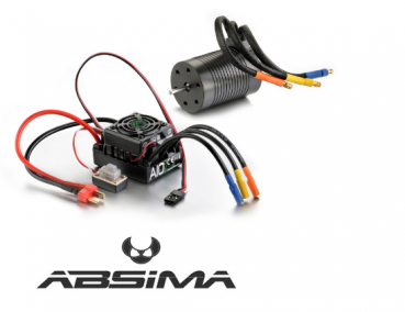 Brushless Combo Set - Speedset