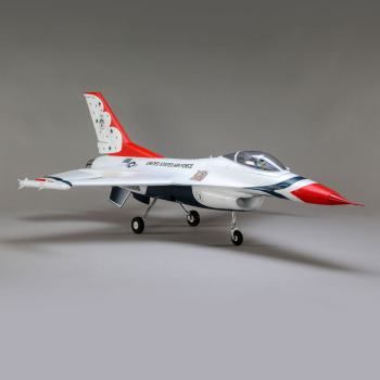 F-16 Thunderbirds 70mm EDF Version BNF Basic AS3X and SS