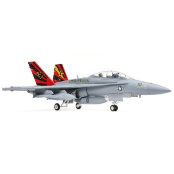 E-Flite F-18 80mm EDF BNF Basic w/AS3X and SAFE Select
