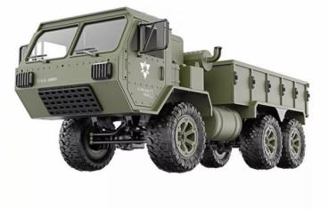 1:12 US Army Truck 6x6 RC - RTR Set