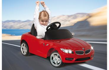 Ride-on BMW Z4 rot 40Mhz 6V