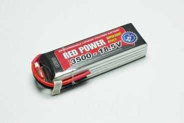 RED POWER SLP 3500 - 18,5V LIPO