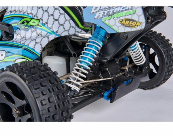 CARSON 1:5 Dirt Attack GP 3.0, 2.4G RTR